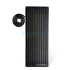 50w Walk Drive on Semi Rigid Solar Panel Saltwater Proof Mono Perc Cell for Boat Marine Yacht Rv Nautic