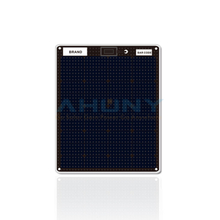 eMarvel 40w walkable anti skids marine solar panel